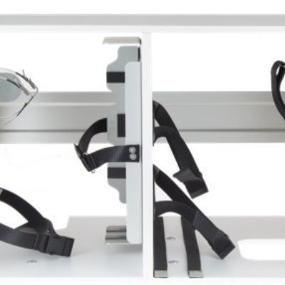 Umlaut adapters for the overhead stowage compartment 2