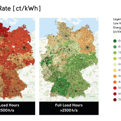 energy rate Germany