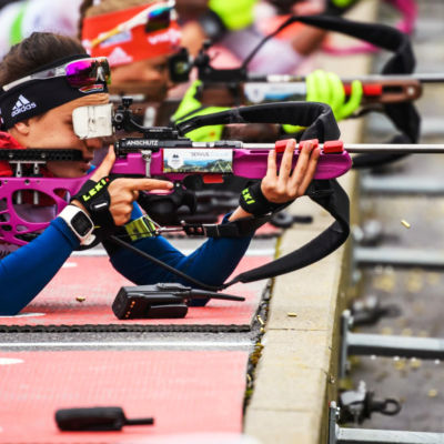 biathlon rifle arber