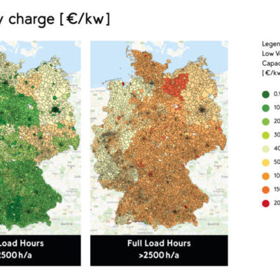 capacity charge Germany